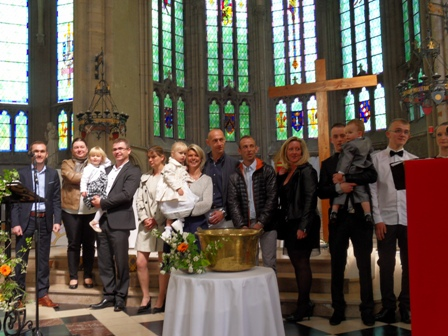 2016 baptèmes