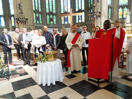 2016 mai 15 bénédiction solenelle