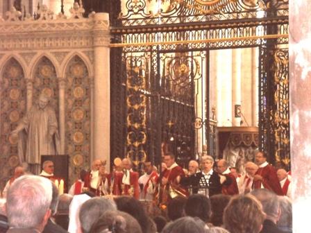 2017 Septembre st Firmin Eucharistie