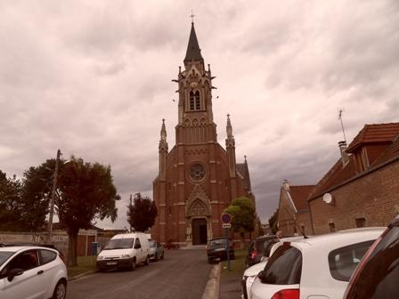 2017 Juillet 22 Saleux Eglise