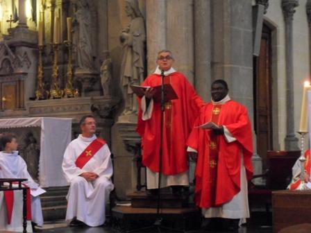 2015 Septembre 13 Père Alexix Sébastien darnou