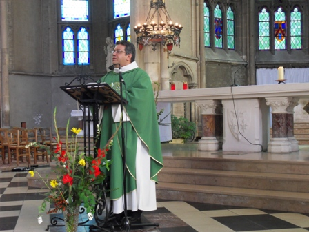 2015 spetmbre 20 messe de l` abbé Alexis