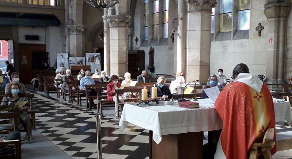 2020 Messe de Pentecôte