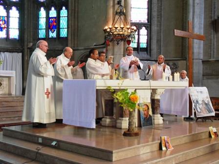 2016 Oct 22 Nic barFin prière euchar