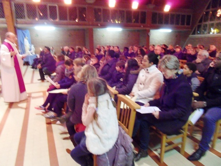 décembre 5 Messe des familles homélie 2