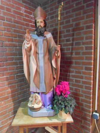 Decembre 5 St Nicolas Dury